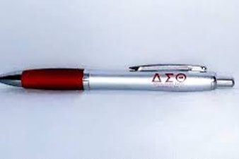 Delta Sigma Theta Ink Pen