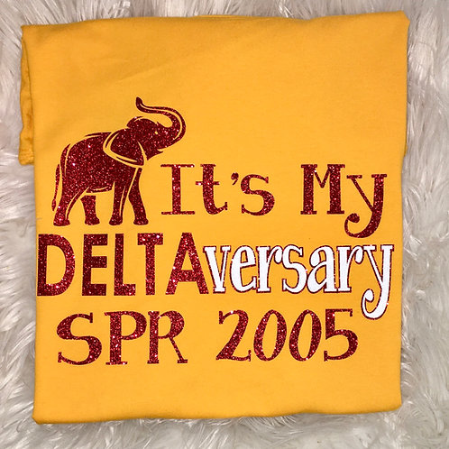 It's my Deltaversary