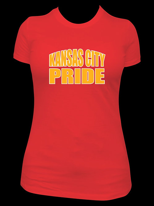 Kansas City Pride - Red