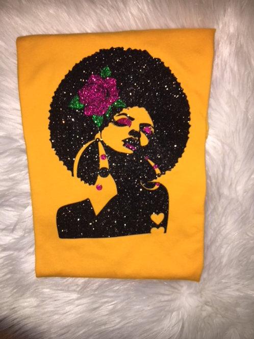 Afro Goddess