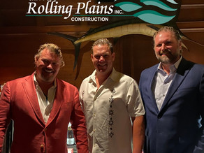 Rolling Plains Construction Office Expansion to Tampa, FL.