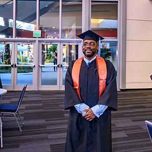Tavarus Spikes Graduation