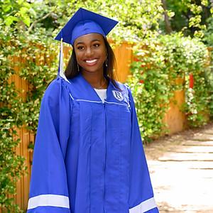 Jordan's Graduation Pics