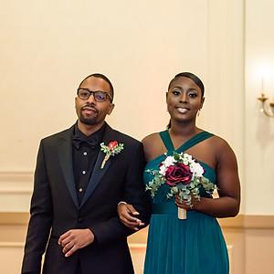 The Hall Wedding