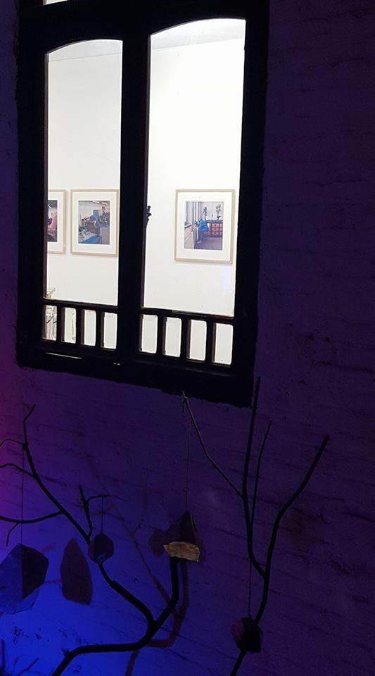 La galerie Rature accueille la classe A008 à Liège