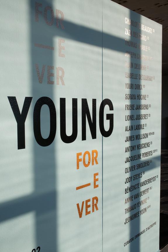 La jeunesse à Hasselt... des images à en avoir plein la tête !