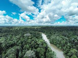 Tiputini River - Ecuador