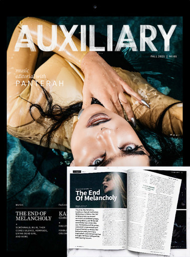 AUXILIARY MAGAZINE THE FALL 2021 ISSUE IS OUT!
