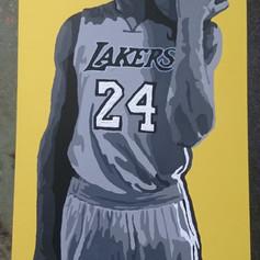 Kobe Standing