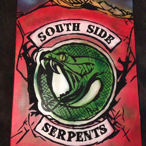 Riverdale - South Side Serpents