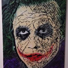 Heath Ledger - The Joker