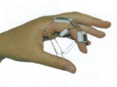 Férula flexora de dedo