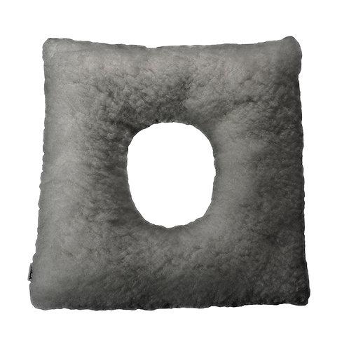 Cojín antiescaras soft cuadrado agujero