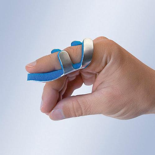 Férula de dedo inmovilizadora en aluminio maleable (Rana Federica)