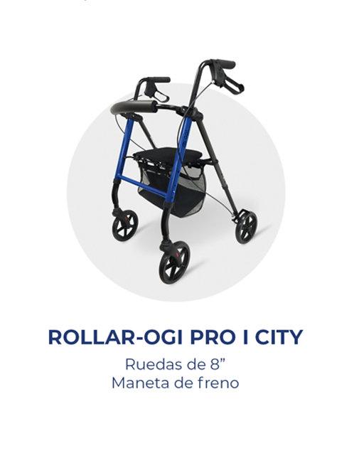 """Andador Progresivo Rollar-OGI Pro-I """"City"""""""