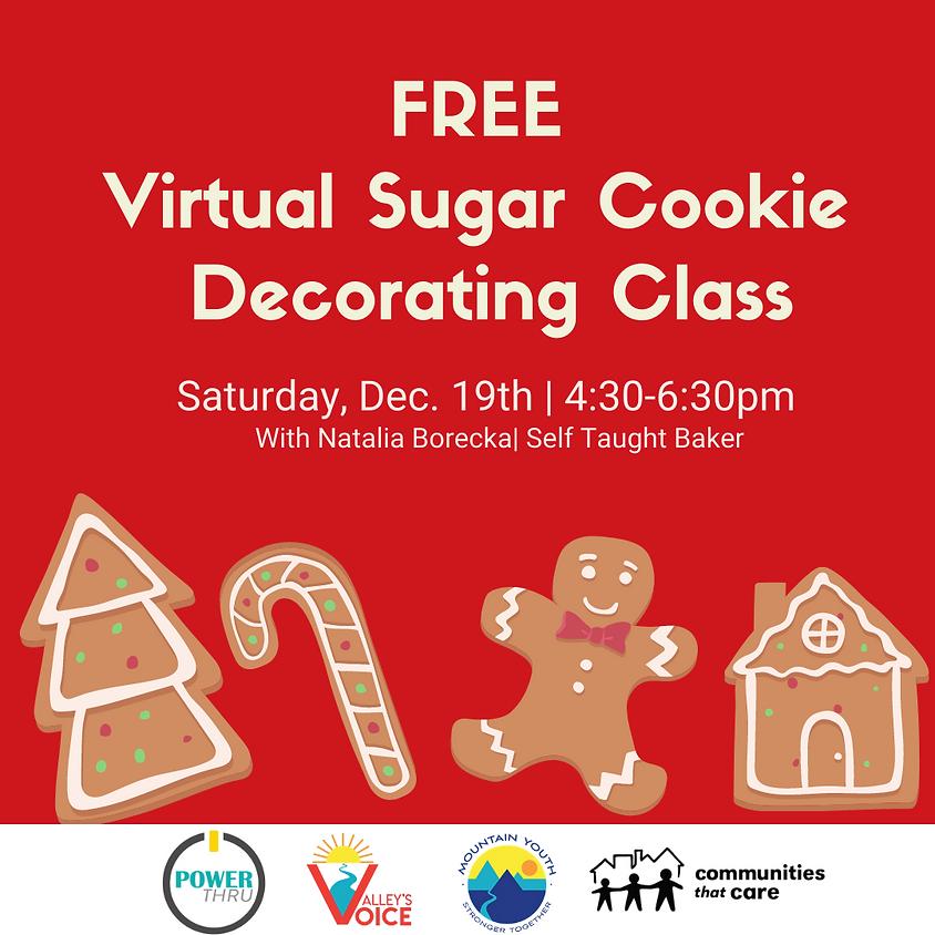 Virtual Baking Class - PowerThru event