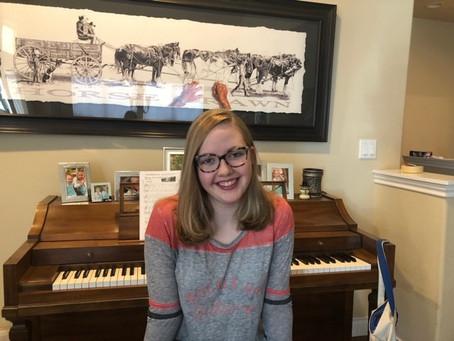 Youth Spotlight: Shelby Delaney