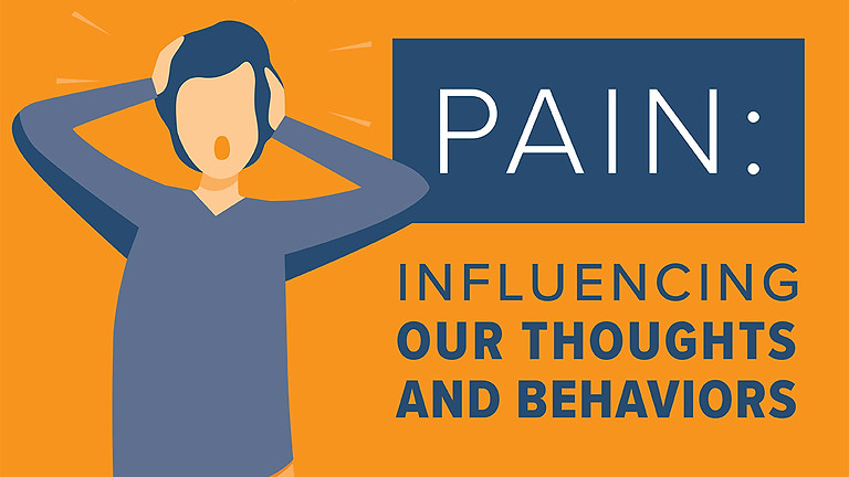 Pain: Sabotaging Our Thoughts