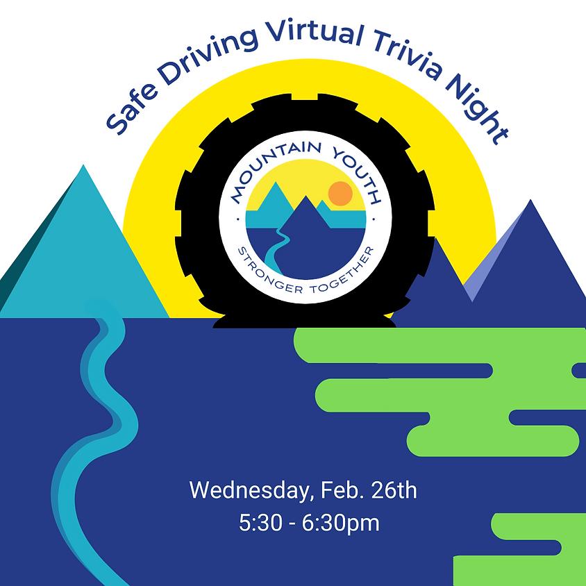FREE Virtual Safe Driving Trivia Game Night