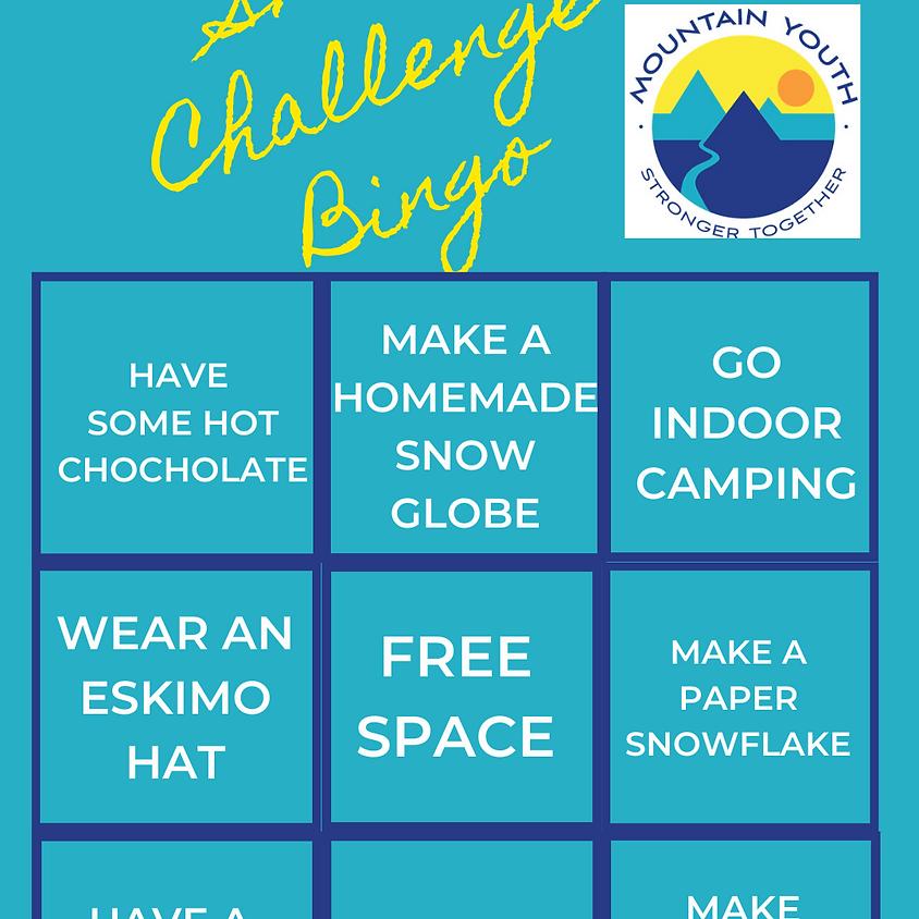 February Snow Challenge