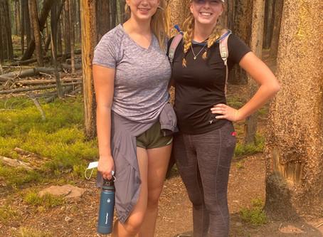 Youth Spotlight: Grace Dammen and Amanda Sessler,
