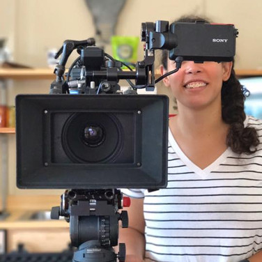 Director of Photography Katherine Castro