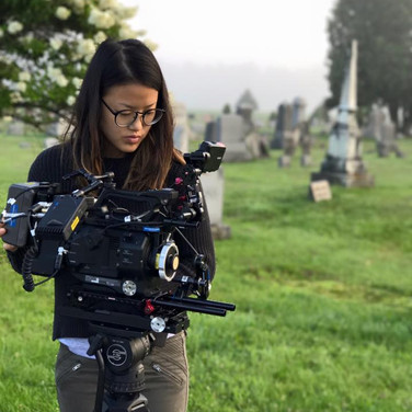Cindy Chen - 1st Assistant Camera