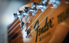 Fender Headstock