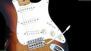 Tobacco Burst Fender Strat