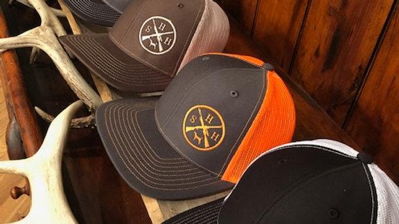 SHH Circle Logo Hats