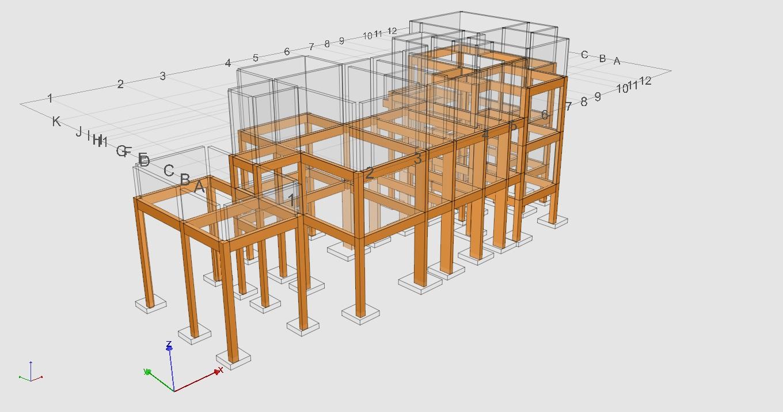 3D structural design