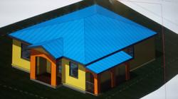 Residential Building plan.