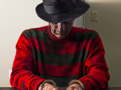 The Confession of Fred Krueger - Behind the Scenes