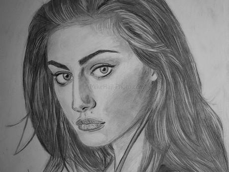 Drawing Keeps Me Alive