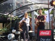 Bergolf op TREK festival