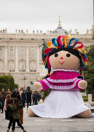 La Muñeca consentida de México llega a España