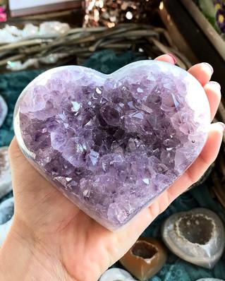 Cristales para aliviarel estrés y restauran tu paz interior