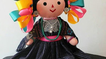 Muñeca Mazahua, tradición muy mexicana