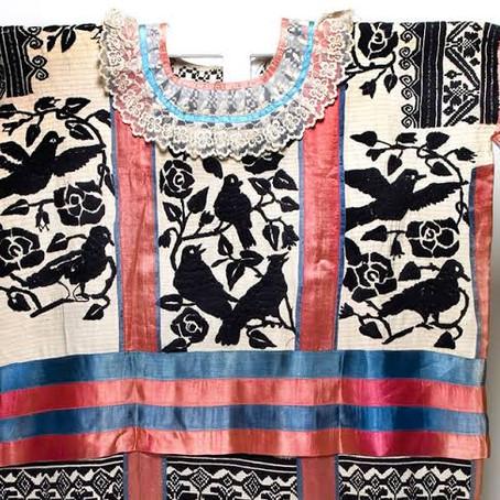 El arte textil indígena de México