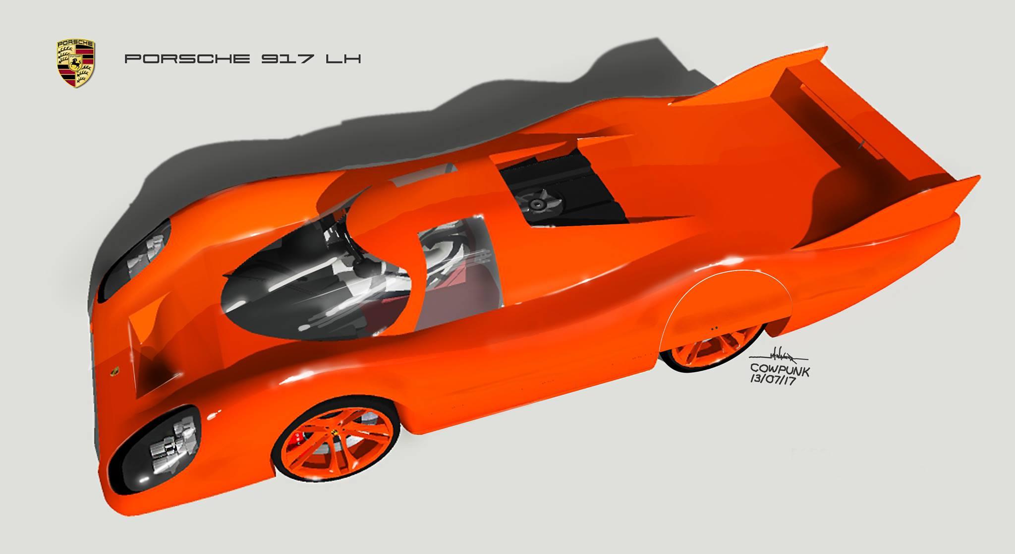 Porsche 917 LH Concept
