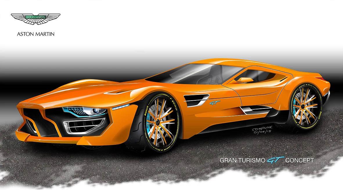 Aston Martin GT Concept