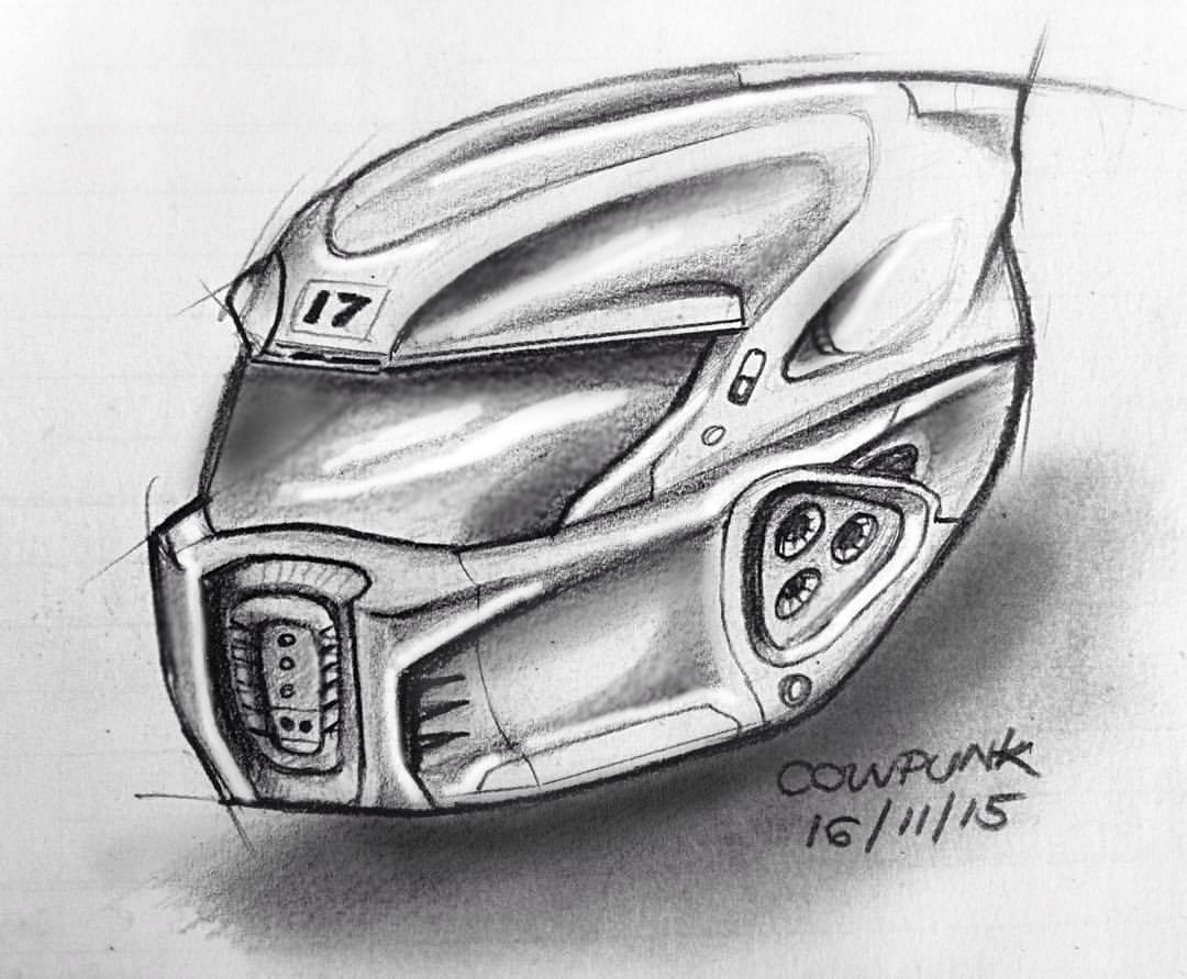 Helmet Design Concept
