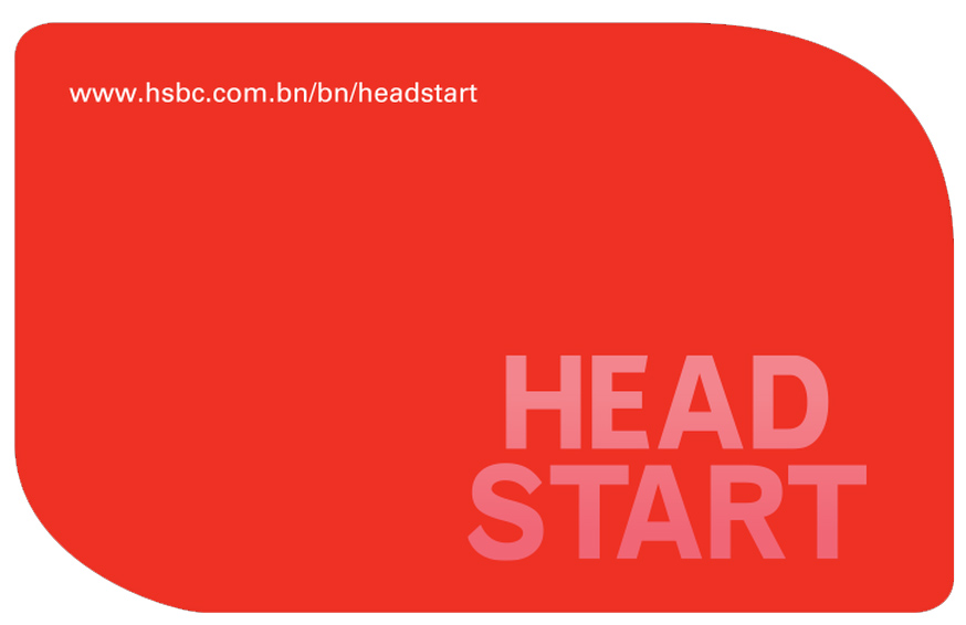 HSBC head Start Card 2007