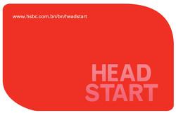 HSBC head Start Card 2007