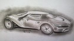 BMW i8 GT Concept