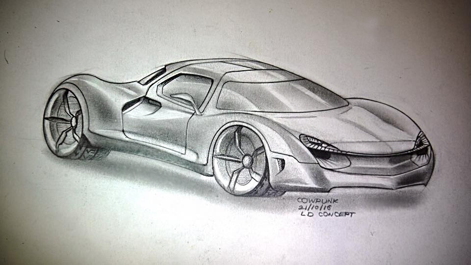 E-Coupe Concept