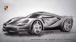 Porsche 959 Concept
