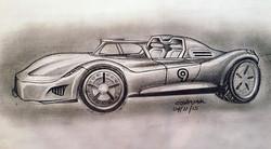 Lotus Open Wheeler Concept
