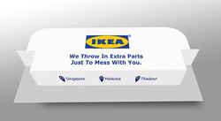 IKEA Business Card Back
