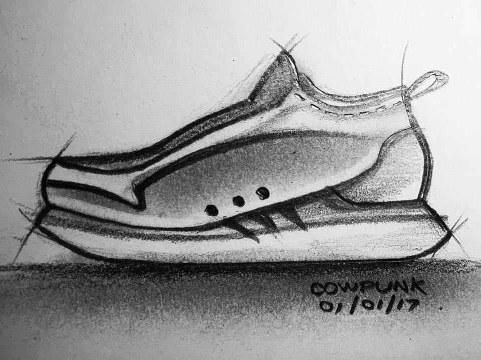 Adidas Sneaker Design